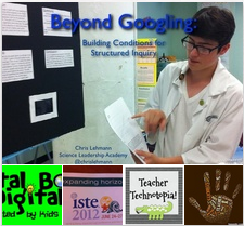 Pinning #ISTE12 for Future Reference (1/4)