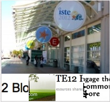 Pinning #ISTE12 for Future Reference (3/4)