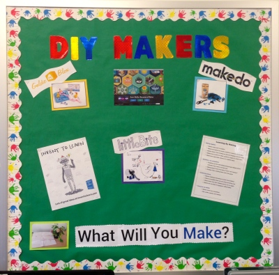 Maker Bulletin Board