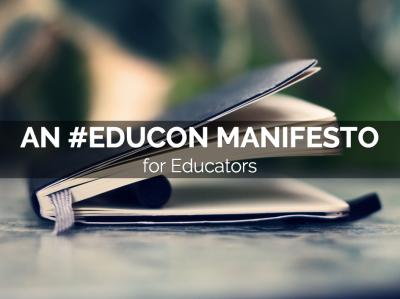 Educon Manifesto