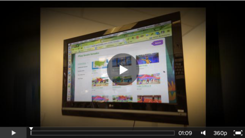 Using GoNoodle Video