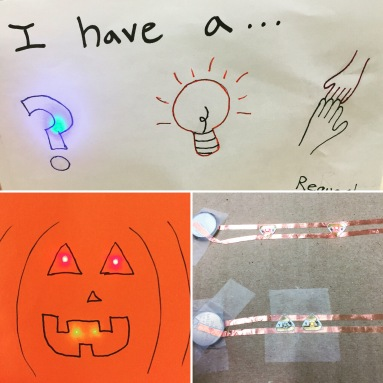 paper circuit projects
